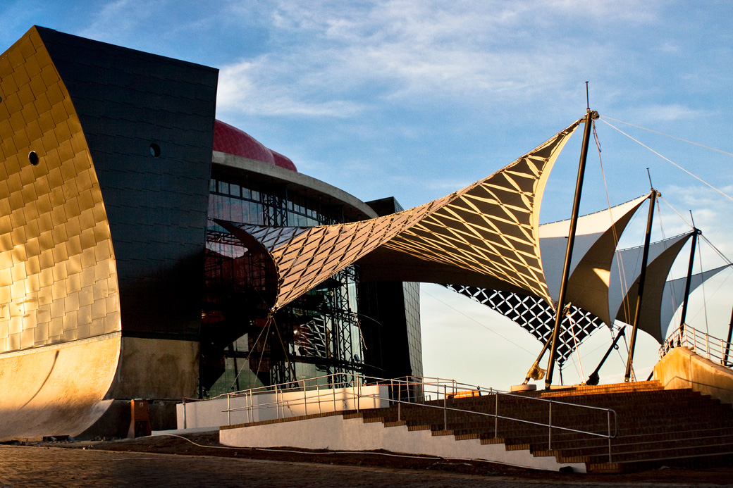 Soweto Theatre - Things to do in Johannesburg